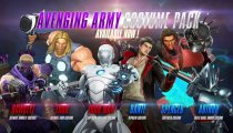 Marvel vs. Capcom: Infinite - Avenging Army Costume Pack trailer