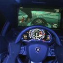 Altro che volante e pedaliera, per giocare bene con Forza Motorsport 7 serve una vera Lamborghini