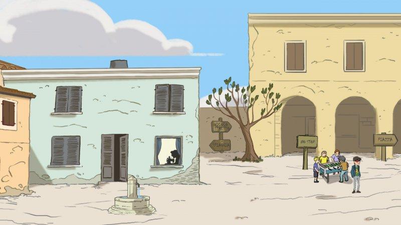 La recensione di Belpaese: Homecoming