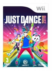 Just Dance 2018 per Nintendo Wii