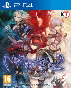 Nights of Azure 2 per PlayStation 4