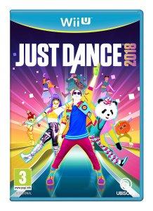 Just Dance 2018 per Nintendo Wii U
