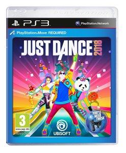 Just Dance 2018 per PlayStation 3