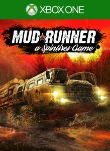 Spintires: MudRunner per Xbox One