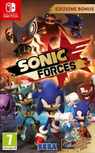 Sonic Forces per Nintendo Switch