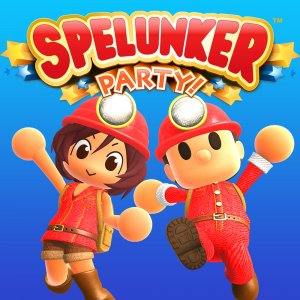 Spelunker Party per Nintendo Switch