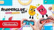 Snipperclips Plus: Diamoci un taglio! – Nuovi contenuti!