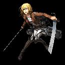 Christa Lenz, Ymir e informazioni sul protagonista personalizzabile per A.O.T. 2, il gioco di Attack on Titan