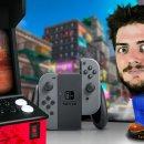 Super Mario Odyssey - Sala Giochi