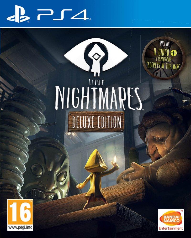 La Deluxe Edition di Little Nightmares è ora disponibile
