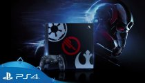 PlayStation 4 Pro - Trailer della Limited Edition griffata Star Wars: Battlefront II