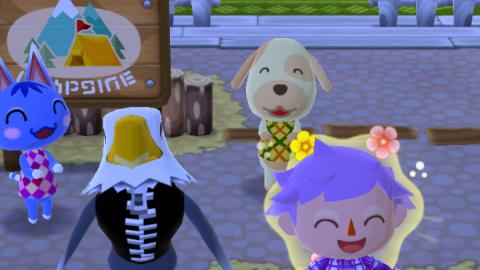 Nintendo ha ampliato il marchio Animal Crossing in Giappone
