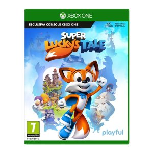 Super Lucky's Tale per Xbox One