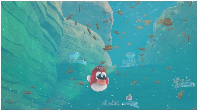 Le 10 trasformazioni più belle di Super Mario Odyssey