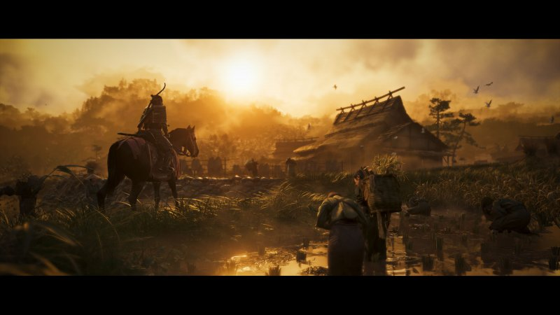 Cosa vorremmo in... Ghost of Tsushima