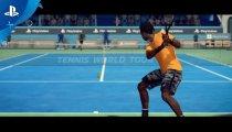 Tennis World Tour - Il trailer della Paris Games Week 2017