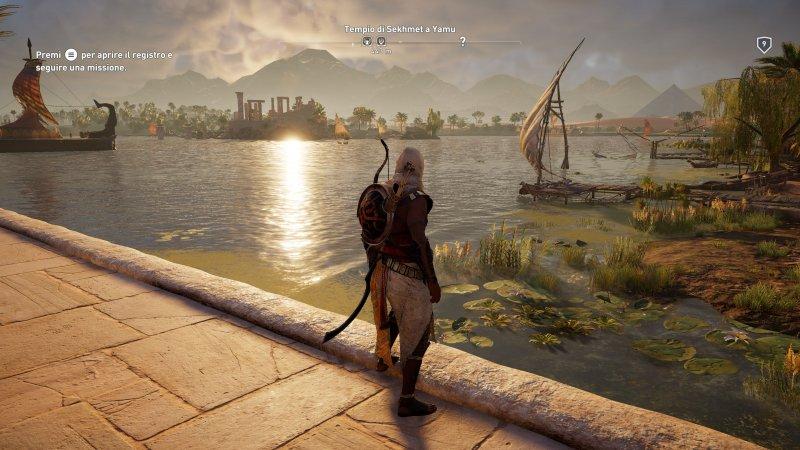 Assassin's Creed Origins: Gli Occulti si mostra nel trailer di lancio