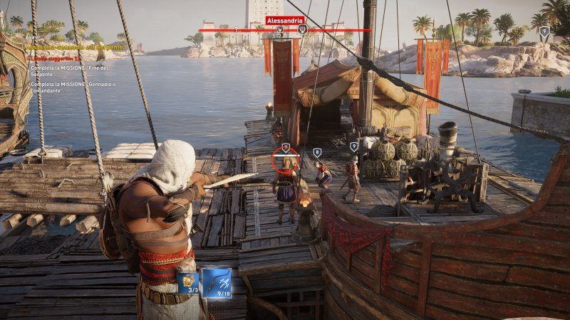 Assassin's Creed Origins sta per doppiare le copie vendute da Syndicate