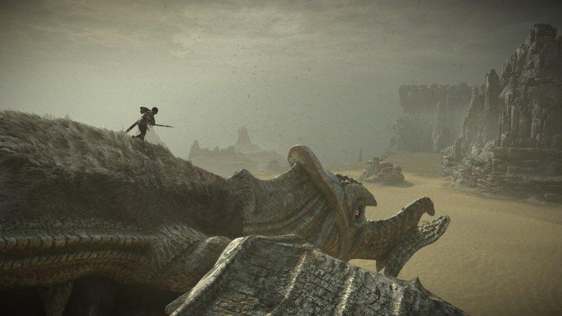 Il simbolismo di Shadow of the Colossus