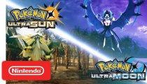 """Pokémon Ultrasole e Pokémon Ultraluna - Trailer """"Strange Evil"""""""