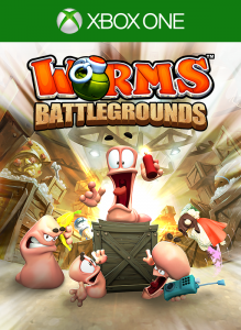 Worms Battlegrounds per Xbox One