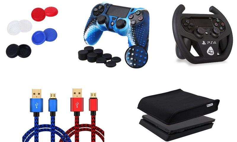 I migliori accessori per PlayStation 4
