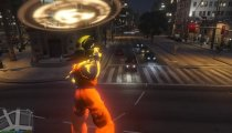 Grand Theft Auto V - La mod di Dragon Ball