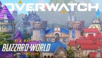 Overwatch - Trailer della nuova mappa Blizzard World