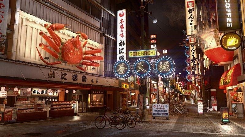 Torniamo a Osaka con la demo di Yakuza Kiwami 2