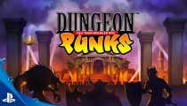 Dungeon Punks - Trailer di lancio