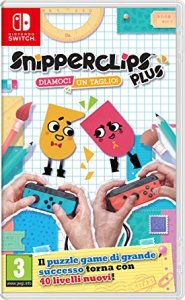 Snipperclips Plus: Diamoci un Taglio! per Nintendo Switch