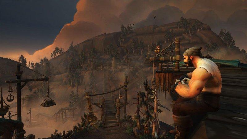 World of Warcraft: Battle for Azeroth - Voci dal Sottobosco