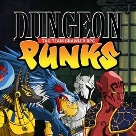 Dungeon Punks per PlayStation Vita