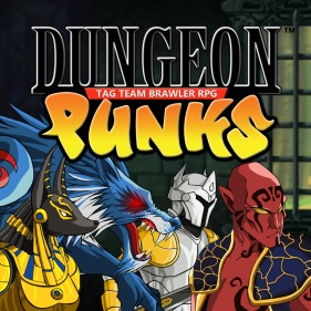 Dungeon Punks per PlayStation 4