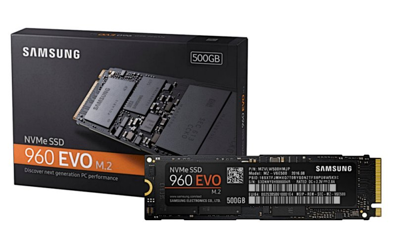 I migliori SSD per giocare - Novembre 2017