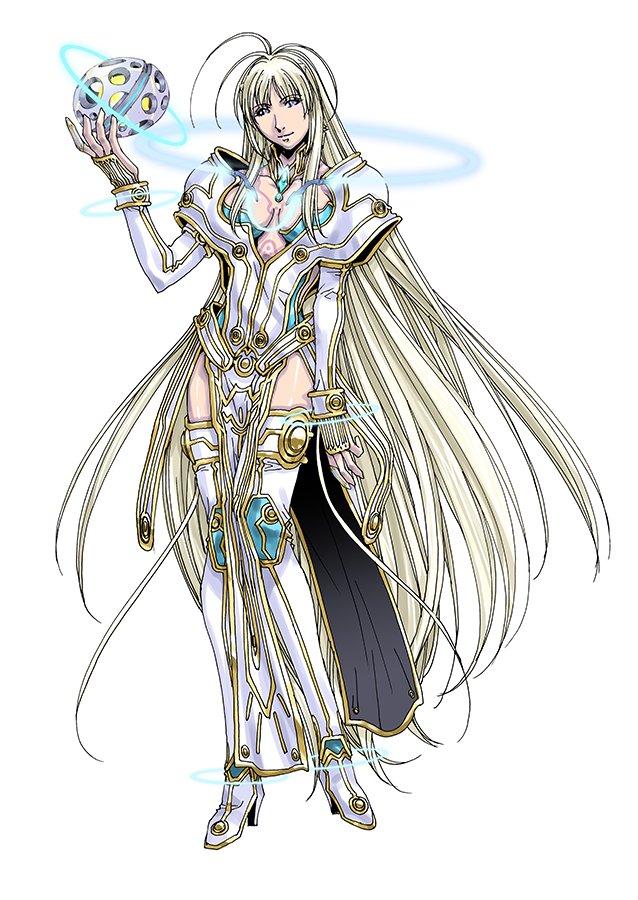 Xenoblade Chronicles 2: artwork e video per la Blade rara disegnata da Kia Asamiya