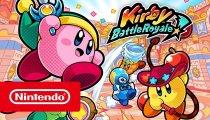 Kirby Battle Royale - Trailer di lancio