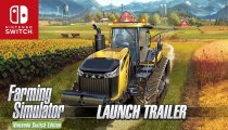 Farming Simulator: Switch Edition - Trailer di lancio