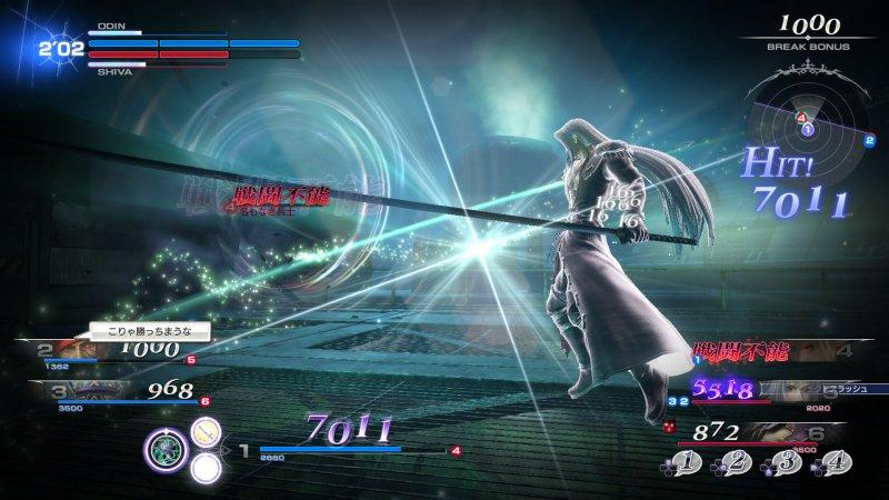 In arrivo la versione global di Dissidia Final Fantasy Opera Omnia