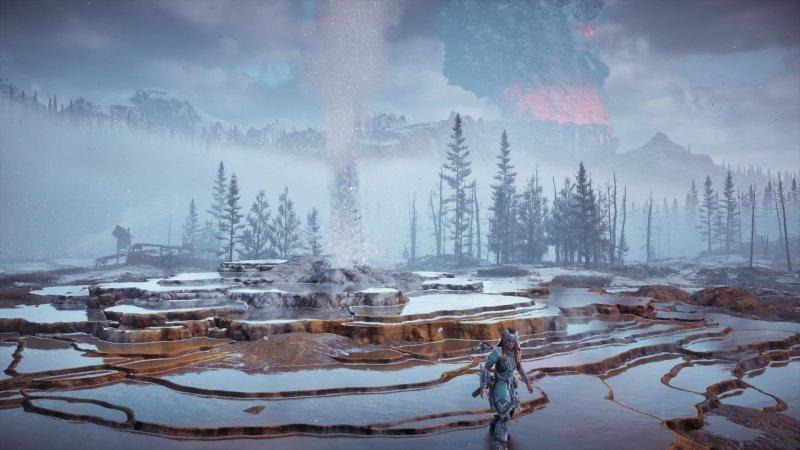 Sfida tra i ghiacci nella recensione di Horizon: Zero Dawn The Frozen Wilds