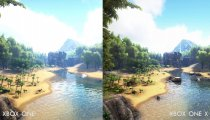 Ark: Survival Evolved - Video comparativo tra le versioni Xbox One e Xbox One X