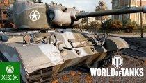World of Tanks - Trailer di lancio della versione Xbox One X