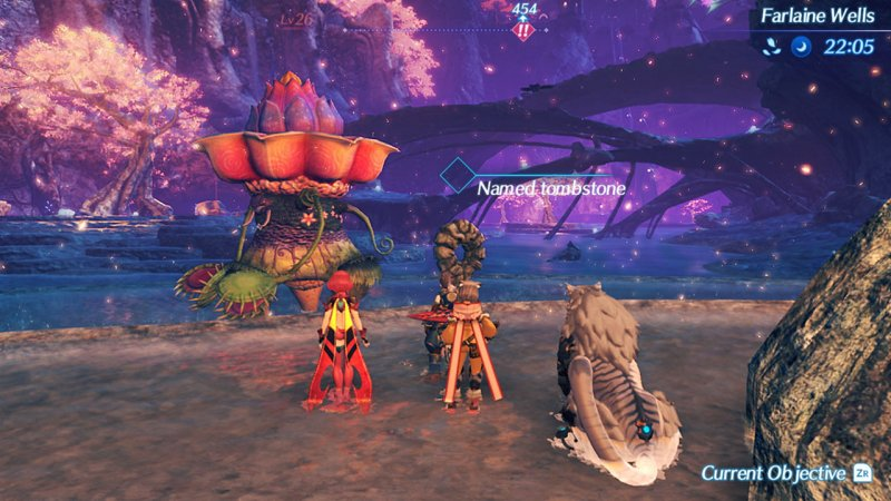 Un trailer per i personaggi di Xenoblade Chronicles 2