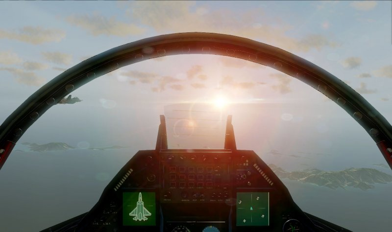 Top Gun in tasca con la recensione di Sky Gamblers: Infinite Jets