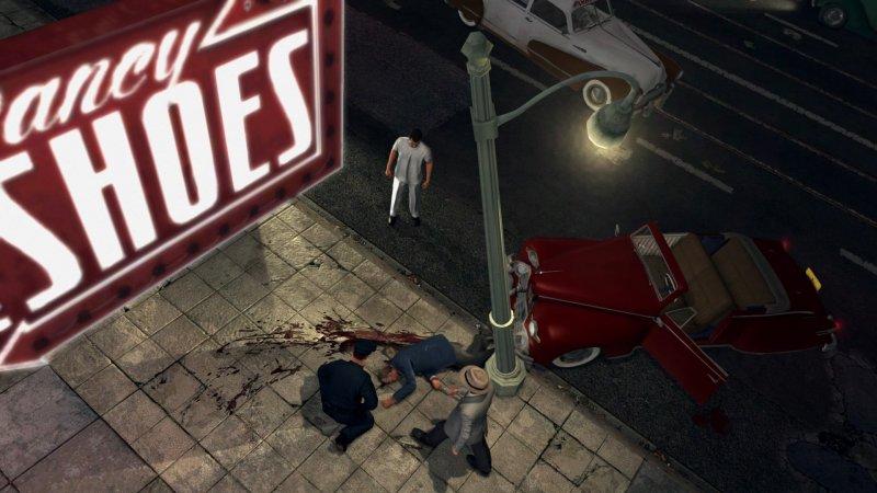 La prima prova di L.A. Noire per Nintendo Switch