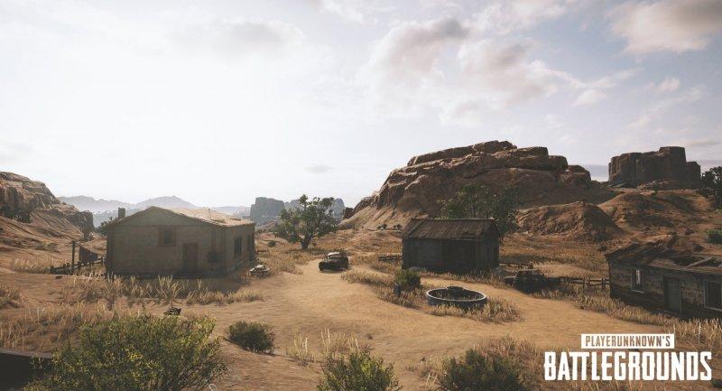 Playerunknown's Battlegrounds: nuove immagini per la mappa ambientata nel deserto