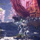 Il nuovo gameplay di Monster Hunter: World mostra le evocative Coral Highlands