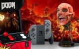 La versione per Nintendo Switch di DOOM è protagonista della nostra nuova Sala giochi - Video
