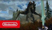 The Elder Scrolls V: Skyrim - Spot britannico