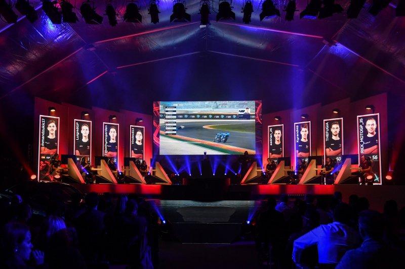 MotoGP 17 esports championship Finals